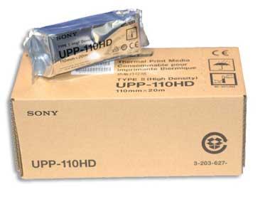 Бумага для Узи Sony UPP-110HD