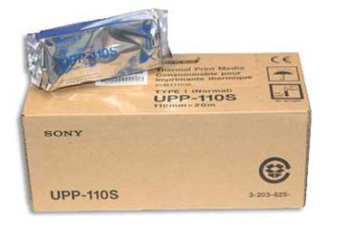 Бумага для Узи Sony upp-110s