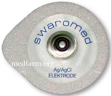 Одноразовые электроды для ЭКГ Swaromed арт. 1057/4057