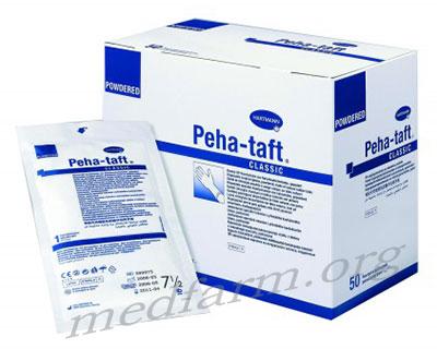 Перчатки Peha-taft Classic
