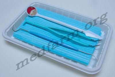 Одноразовый стоматологический набор